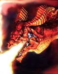 Angelus: The Red Dragon by Hayles1