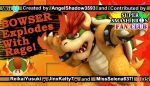 Bowser Challenger Approaching! by AngelShadow3593