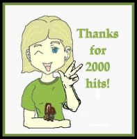 Thanks for 2000 hits by CrypticStar