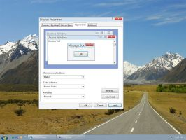 Windows 8 Aero Visual Style for XP by SalmanAMD