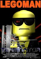 The Terminator :Lego Style: by ryansd