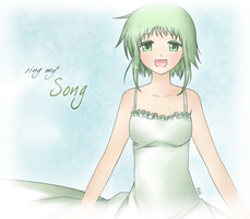 Sing my song by Ailish-Lollipop