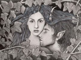 Love of the Faun by TheWinterCrow