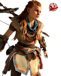 Alloy ||  Horizon Zero Dawn by JA-Renders