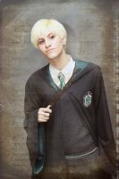 Draco Malfoy by greeen9