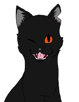 Quiverclaw smilry by ExpectOCs