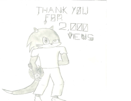 The 2,000 View Mark! by Frozenvolf