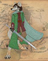 Aragorn, Son of Arathorn by LordFenrir