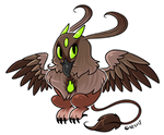 Birb Sticker by Nestly