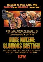 Duke Nukem by Xermanico