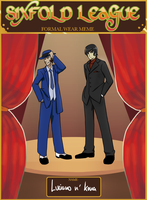 6XL Formal Luciano and Kona by Protocol00
