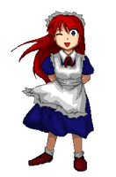 Vivit Sprite by killerplatypus