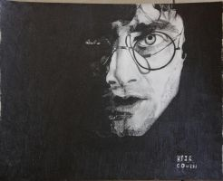 Harry Potter by kfirc8