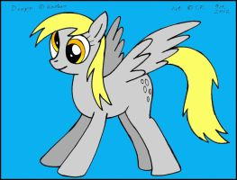 Derpy Hooves by Sricketts14381