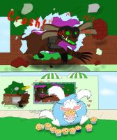 The Great Muffin Caper - Part Two by WildheartTheWarrior