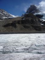 Athabasca Glacier 36 by raindroppe