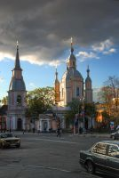 St. Andrew cathedral by xrust