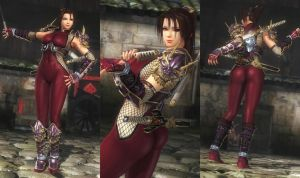 (RE-RELEASE) TAKI SC4 by huchi001
