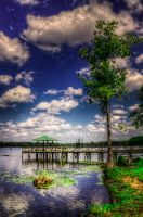 Pier Two HDR by joelht74