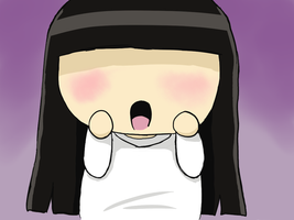 The Wallflower: Chibi Sunako by Chibi-Leek