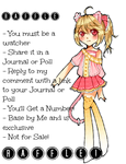 Adopt 60 *RAFFLE* .:OPEN:. by Kouhie