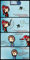 BRC 21: Claire vs. Mosquito by Ron4Life