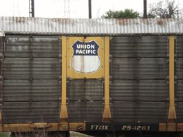 Good Old Union Pacific by MarksA-C