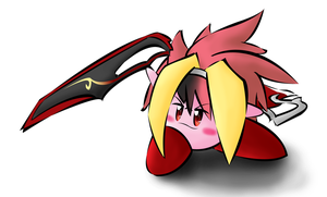 Zagi Kirby by ShadowOverlordXDZ