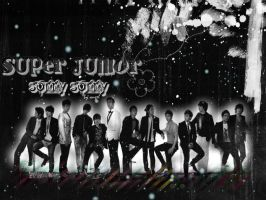 Super Junior Sorry Sorry by tearystar08