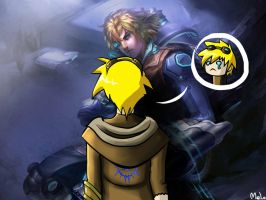 PULSEFIRe EZREAL WHERE by MelSpontaneus