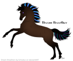 Dream Breather Foal Design 2 by BlueFire-Phoenix