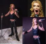 Angela Gossow of Arch Enemy by hatredtheblack