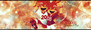 Euro 2008: Trix and Flix by Olgut