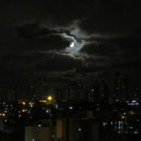 Cloudy Night by milecastro