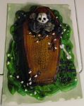 Coffin Cake I by Dantes5thCircle