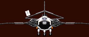 MNKV-4 Drop Ship (front) by Coffeebean2
