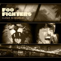 Foo Fighters albumcover by JoeyDuis