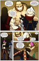 Pirate Harbour Chp2 Pg.1 by strifehell