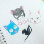 Fairy Tail Exceed Trio by AiLaviLawly