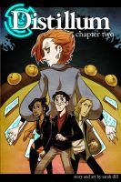 Distillum Chapter Two Cover by sarahpicklesdill