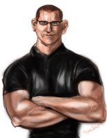 Robert Irvine by SYoshiko