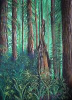 forest by LauranneSM