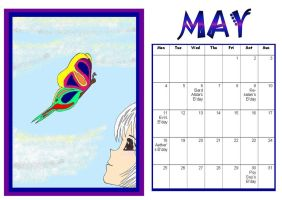 MT Calender: May by Manga-Tutorials