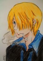 Sanji the lover by Windydy