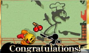 Mr. Game and Watch Classic Ending by UKD-DAWG