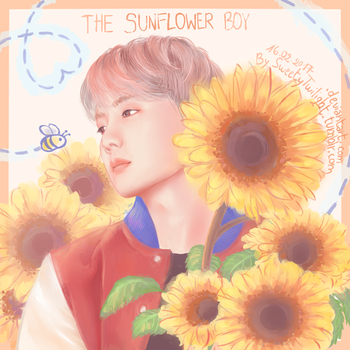 [BTS] The Sunflower Boy by SweetyTwilight