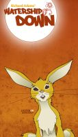 Watership Down Series Fiver by JasonWelcome
