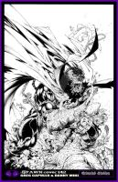 Cover Inks: SPAWN no. 142 by KOIMANDO