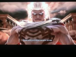 Soul Calibur V, Algol wins! by LightTheDragon19