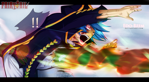 Fairy tail 368 - Jellal by edo-reem
